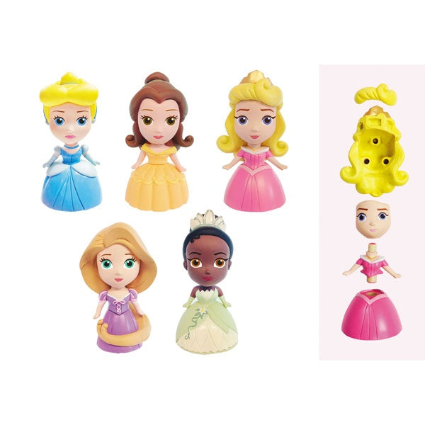 DISNEY PRINCESS Cute Princess Figures
