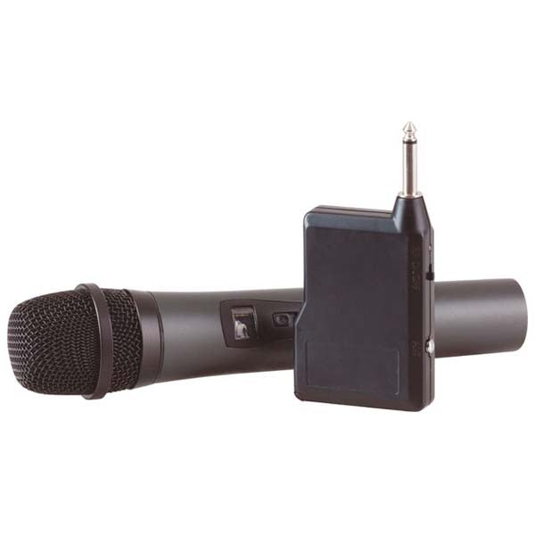 DIGITECH AUDIO Single Channel Wireless UHF Microphone