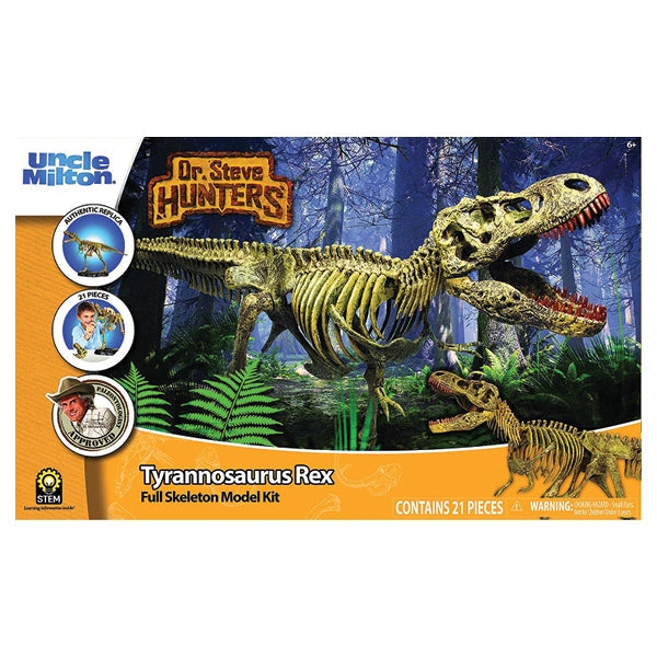 DR STEVE DRS91082 T-Rex Model Skeleton