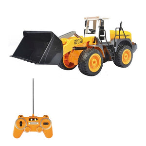 DOUBLE EAGLE Remote Control Wheeled Loader