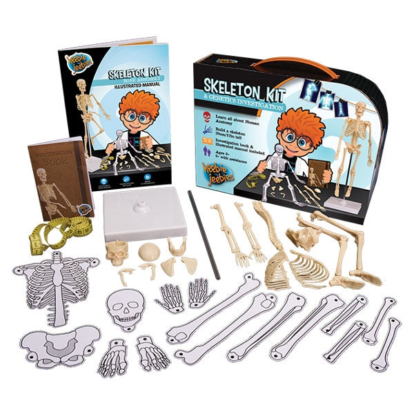 HEEBIE JEEBIES Mini Skeleton Kit