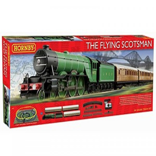 HORNBY Flying Scotsman Set