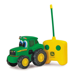 JOHN DEERE 'Johnny Tractor' Childrens Soft RC Tractor