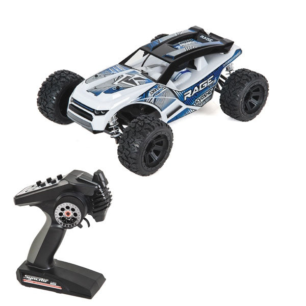 KYOSHO 1:10 Scale Rage 4WD Brushless RC Racing Truck