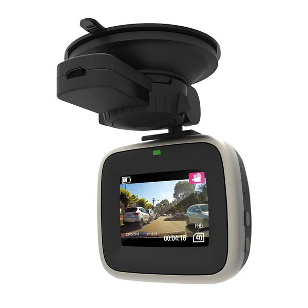 LASER Full HD Car Event Recorder