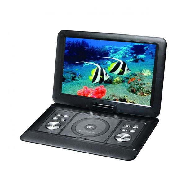 "LENOXX 15.4"" Portable DVD Player"