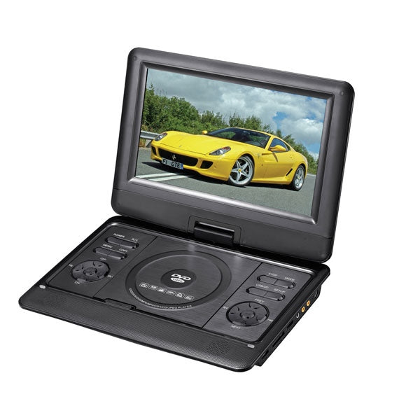 LENOXX 10 Inch Portable DVD Player