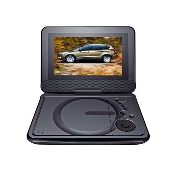 LENOXX 7 Inch Portable DVD Player
