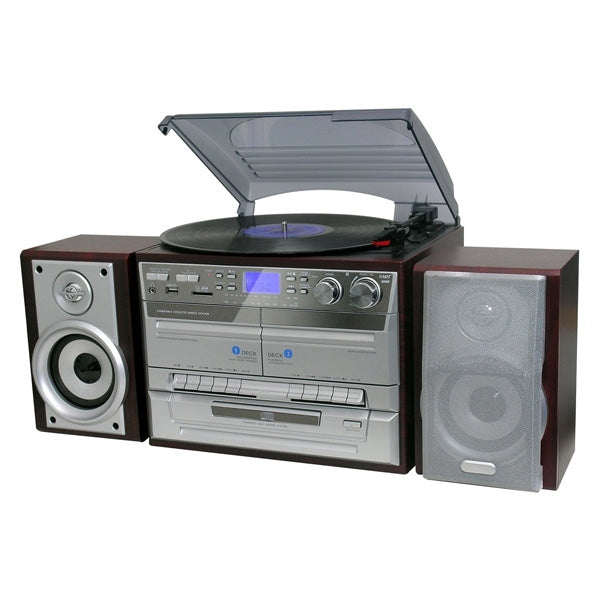 Lenoxx CD114BR Home Entertainment System