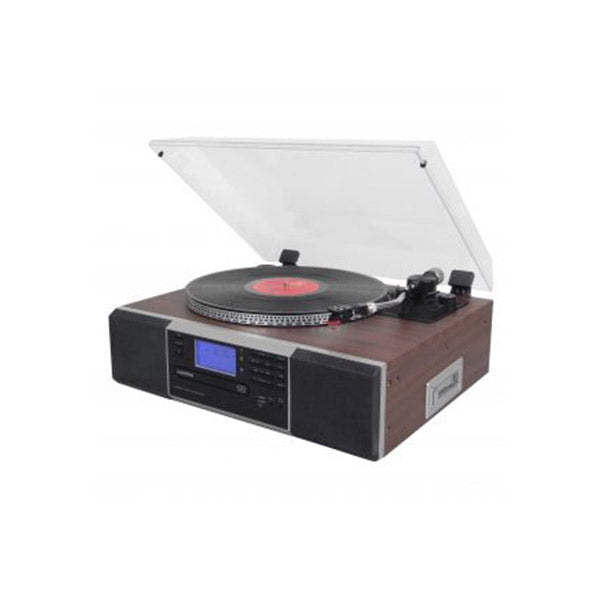 LENOXX Turntable with CD Burner