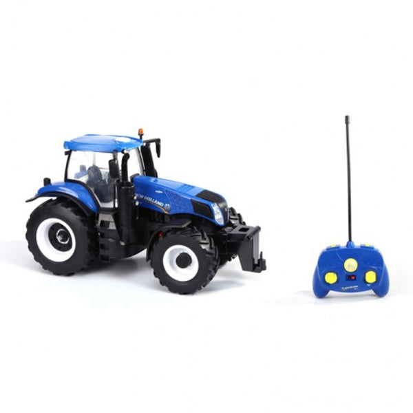 MAISTO TECH RC 1:16 scale New Holland Farm Tractor