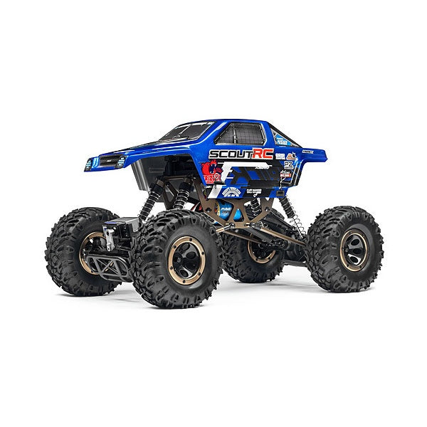 MAVERICK STRADA 1:10 RC Rock Crawler