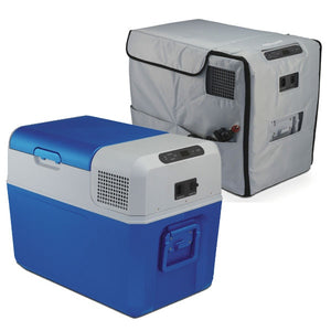 MOBICOOL 37L AC/DC Compressor Cooler with Insulated cover