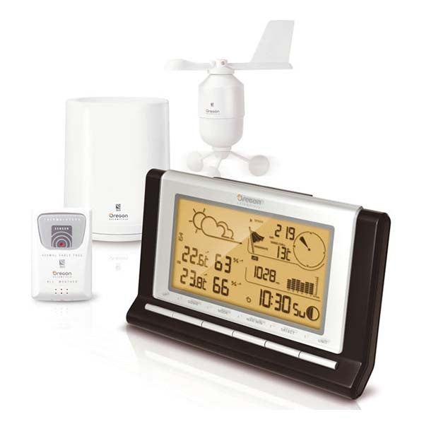 OREGON SCIENTIFIC Wireless Professional Weather Station with USB Upload