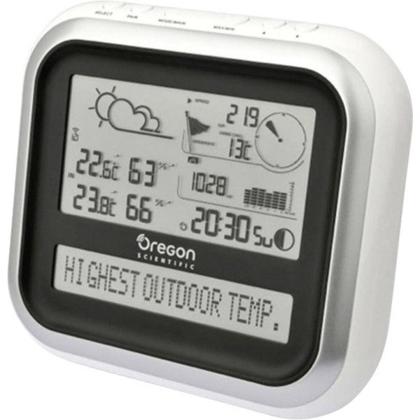 Oregon Scientific Pro All-In-One Weather Station WMR500