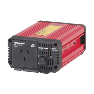POWERTECH 400W (1200W) 12VDC to 240VAC Modified Sinewave Inverter