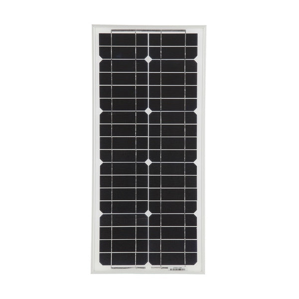 POWERTECH ZM9052 12V 20W Solar Panel