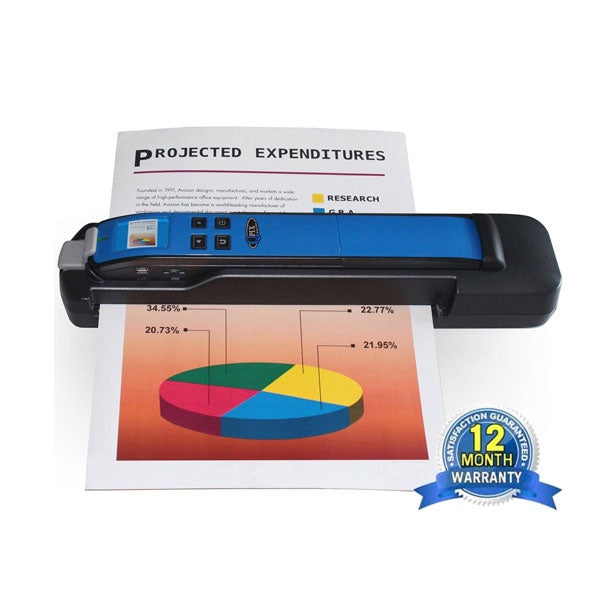 QPIX Document Scanner
