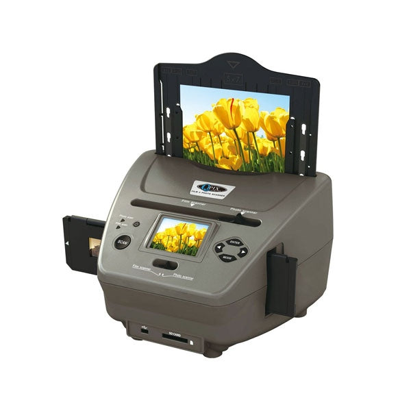 QPIX Photo Standalone Film and Print Scanner