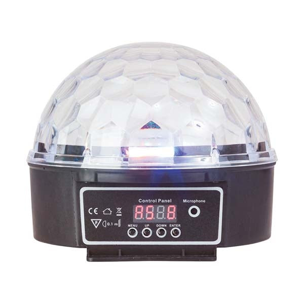 RAVE Rotating LED Mini Light with DMX Control