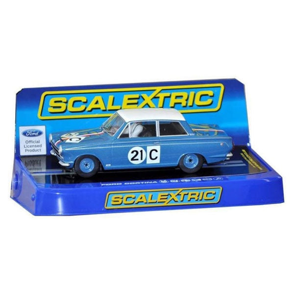 SCALEXTRIC Ford Cortina GT 1964 Bathurst Car