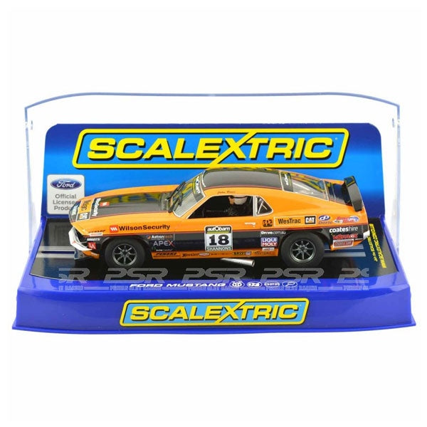 SCALEXTRIC Ford Mustang Boss - 2011 Touring Cars Masters Championship