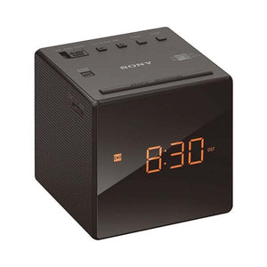 SONY Alarm Clock Radio - Black
