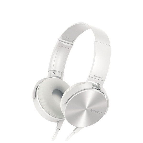 SONY EXTRA BASS Headphones-White