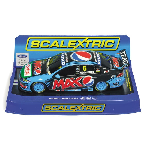 Scalextric Additional Car - Winterbottoms Ford Faclon