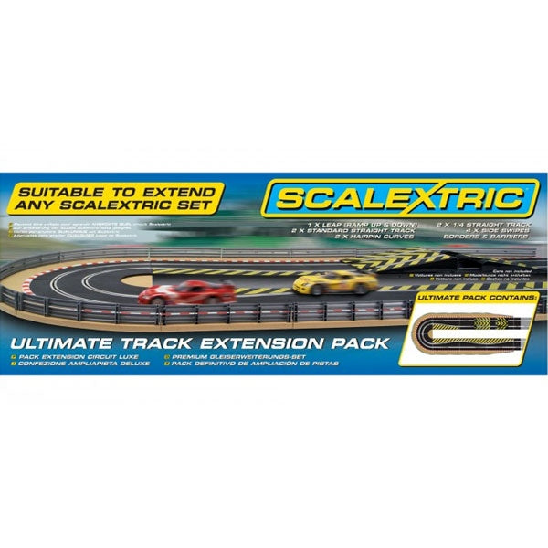 SCALEXTRIC Ultimate Extension Pack