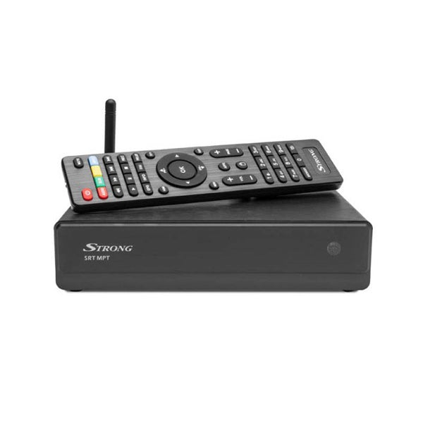 STRONG HD Dual Core Media Player with HD Digital TV Tuner