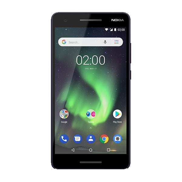 TELSTRA Pre-Paid Nokia 2.1 Smart Mobile Phone