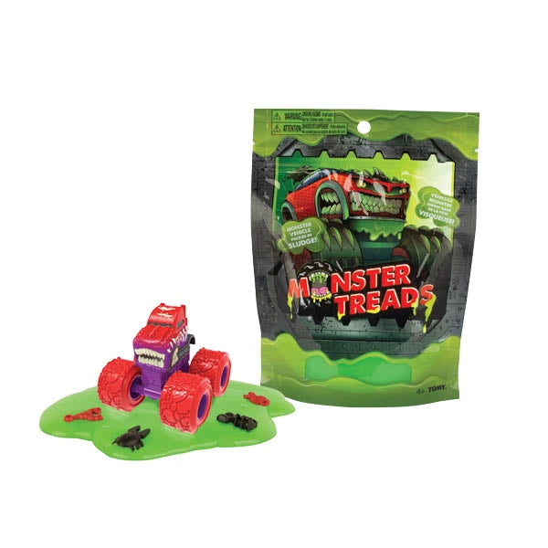 TOMY 37875A Real Monster Treads