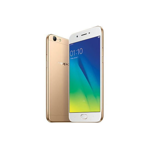 TELSTRA Pre-Paid Oppo A57 Gold Smart Phone