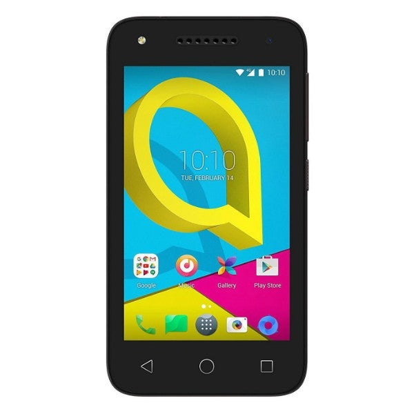 Telstra PrePaid Alcatel U3 – Black