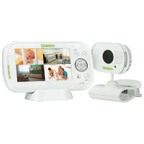 "UNIDEN 4.3"" Digital Wireless Baby Video Monitor"