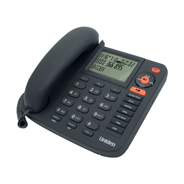 UNIDEN FP1355 Corded Phone System