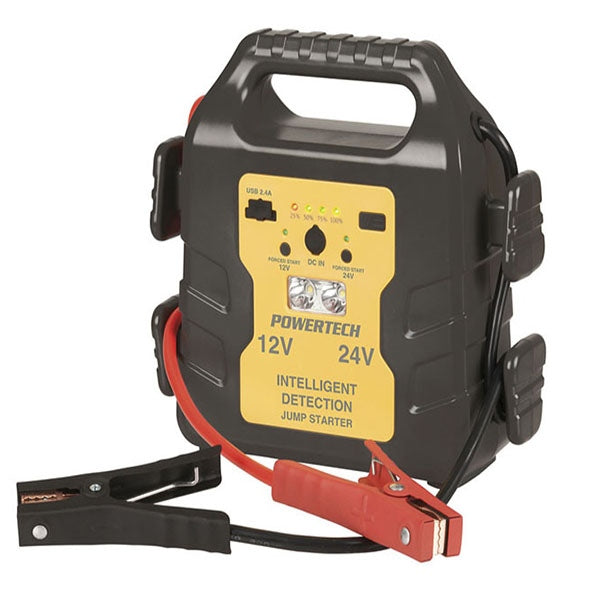 Ultra High Capacity 1000A 12/24V Lithium Jump Starter