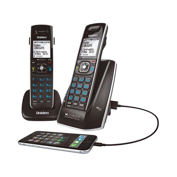 UNIDEN Extended Long Range Cordless Phone System