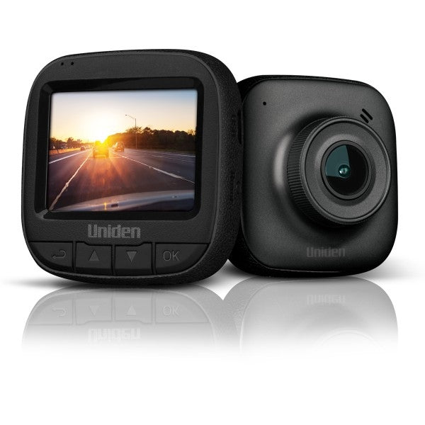 UNIDEN Full HD Smart Dash Cam With 2? LCD Colour Screen