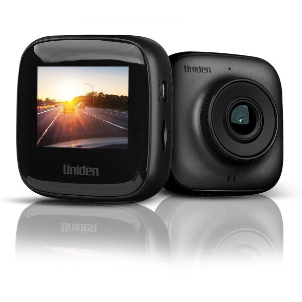 UNIDEN Full HD Smart Dash Cam With 2? LCD Colour Screen With GPS Geo tagging