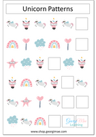 Unicorn Patterns