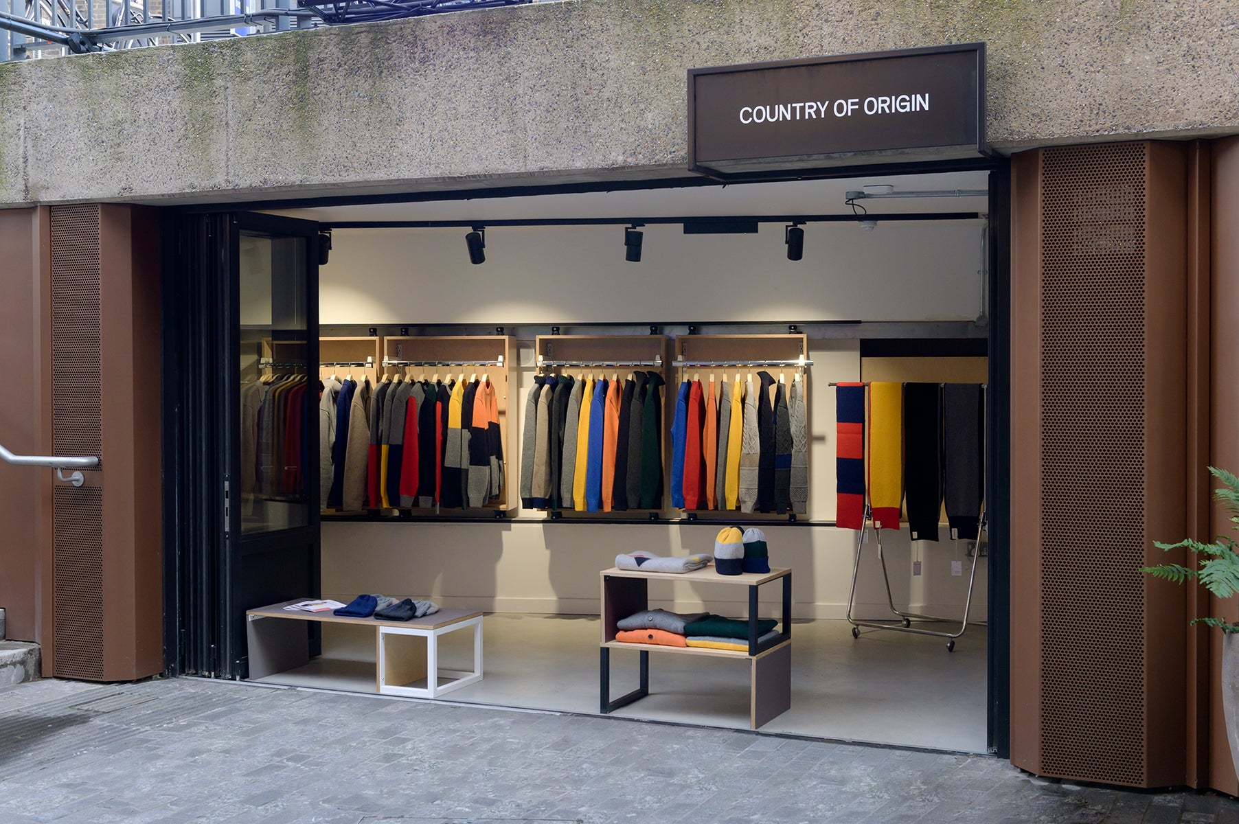 COUNTRY OF ORIGIN'S WINTER STORE