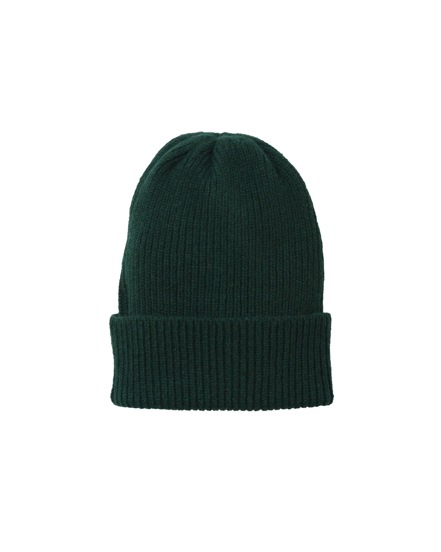 Staple Lambswool Hat • Green