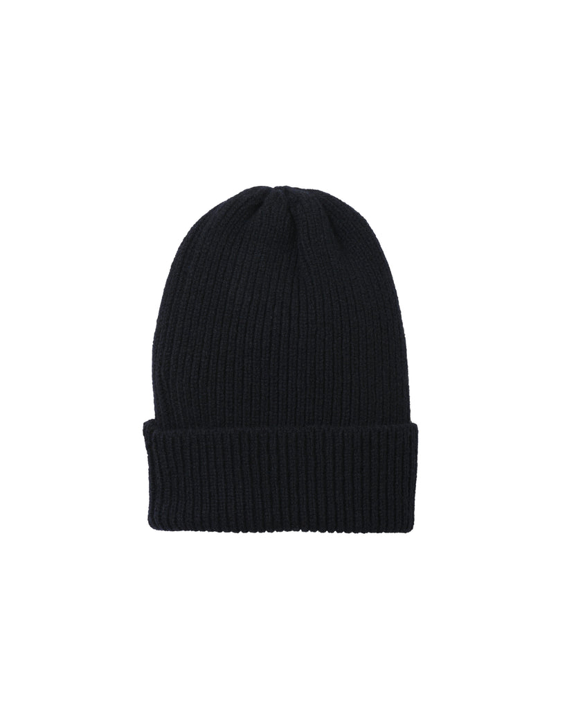Staple Lambswool Hat • Navy