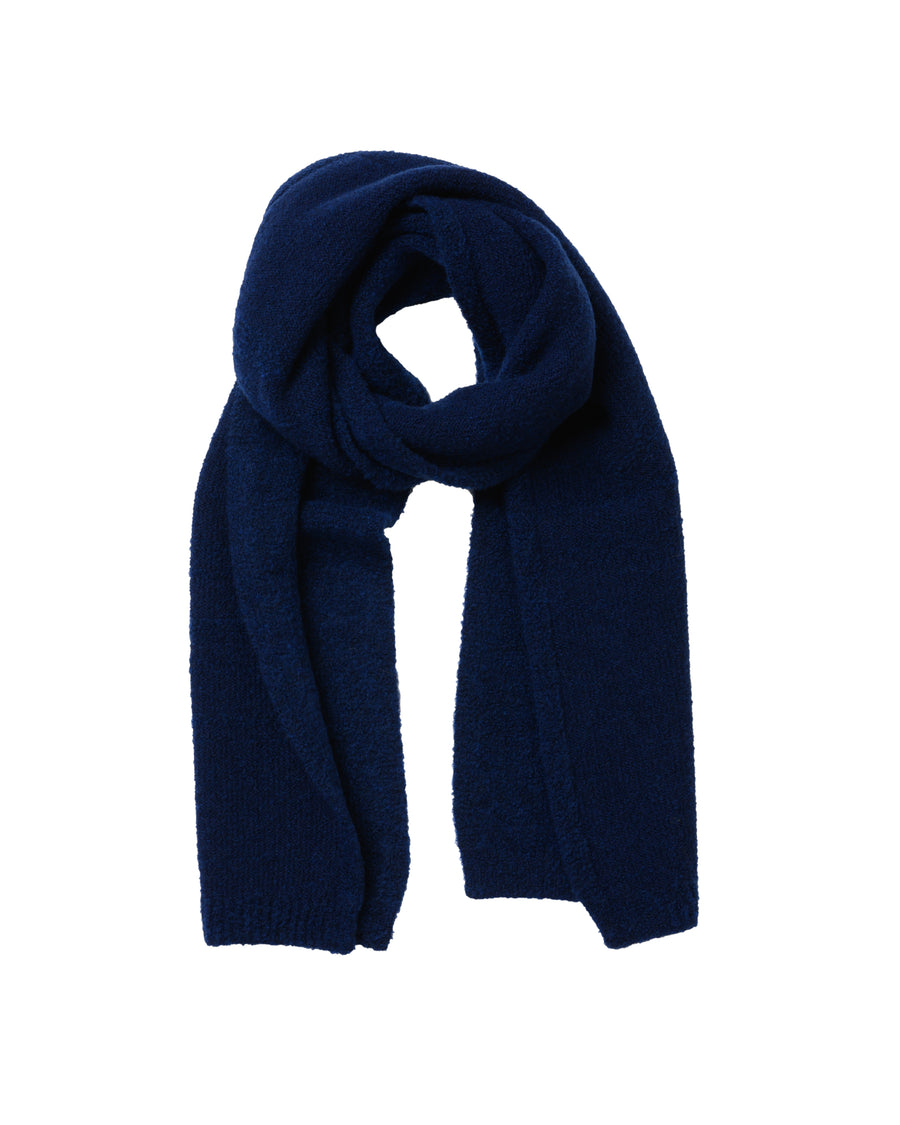 Fleece Scarf • Navy