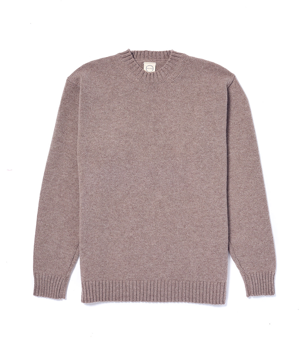 Staple Lambswool Sweater • Oatmeal