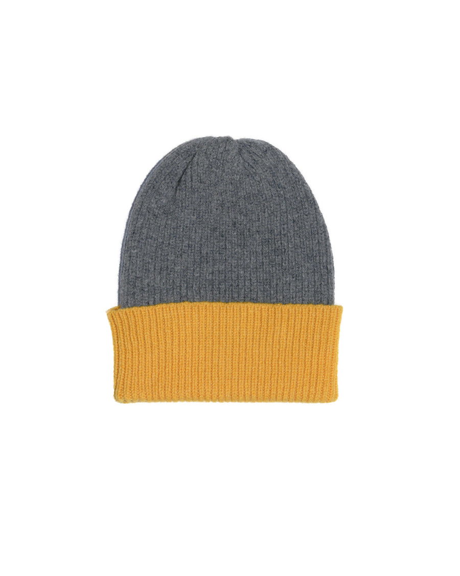 CONTRA LAMBSWOOL HAT • YELLOW