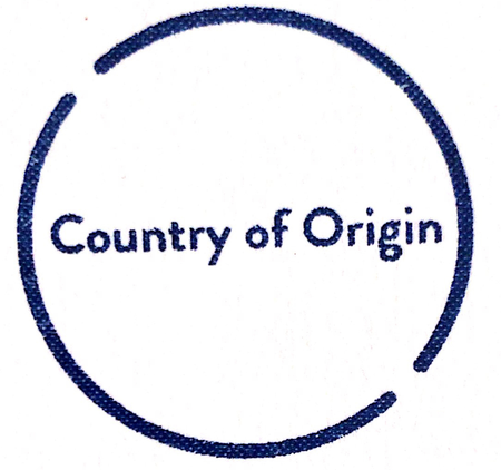 Country Of Origin