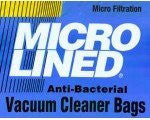 "Micro-Lined ""RR"" Vacuum Bags (36pk) for Eureka Ultra or Boss Smart"